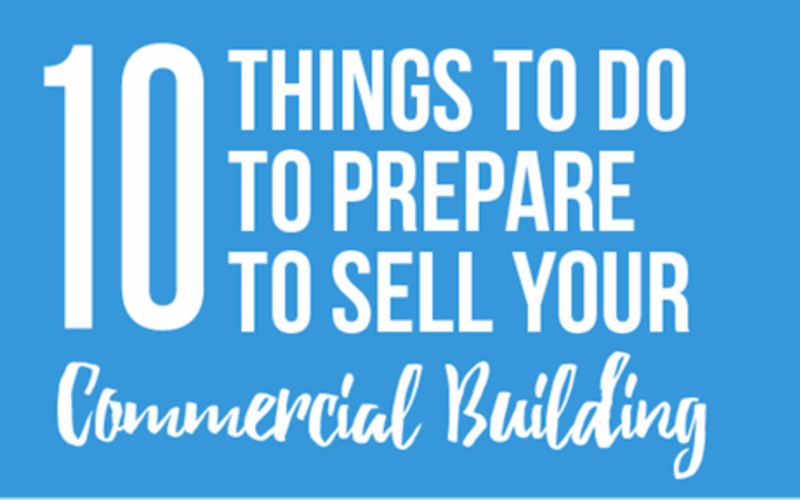 10 Things To Help Sell Your Building