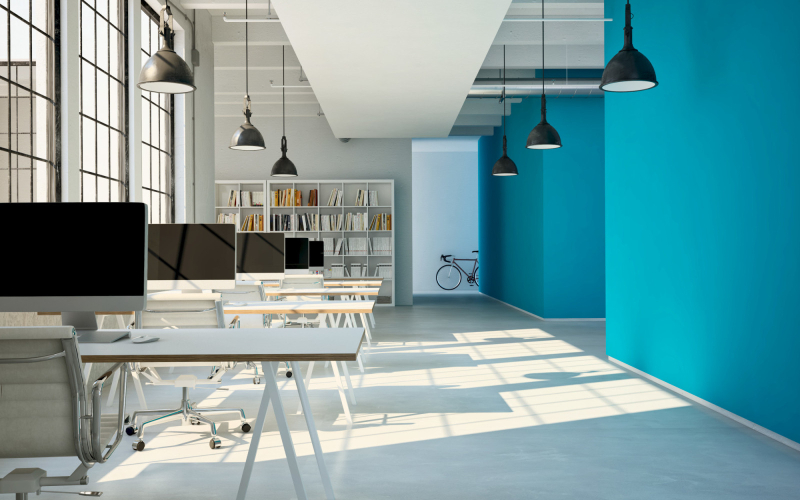 Average Commercial Painting Cost Per Square Foot