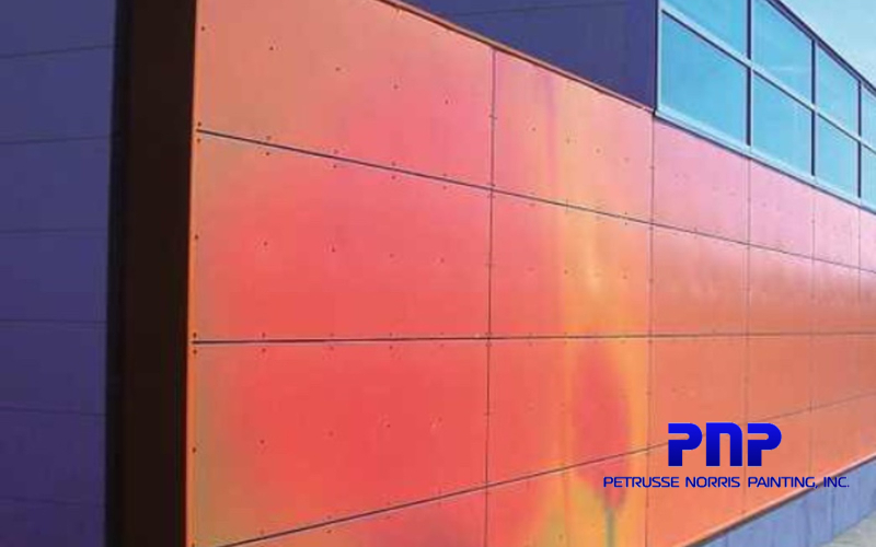 Commercial Decorative Wall Panels