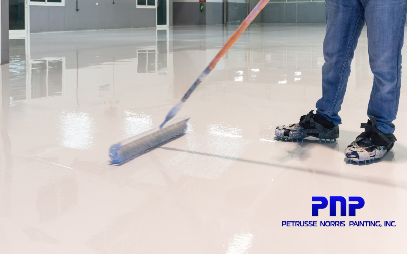 Epoxy vs Polyurethane Floor Coating
