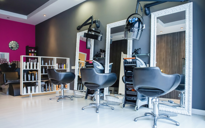 Give Your Salon A Makeover